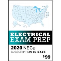 Snapz Electrical Exam Prep - 2020 NEC® -- 99 Day Subscription