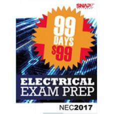 Snapz Electrical Exam Prep - 2017 NEC® - 99 Day subscription